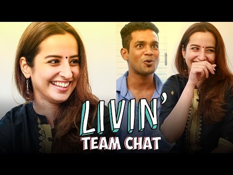 LIVIN' Tamil Web Series - Team Chat | Madras Central | MY 160