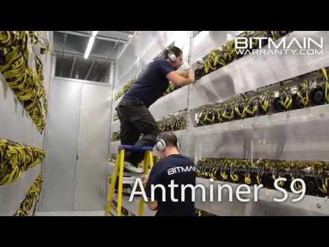 BITMAIN AntMiner S9 14TH HD | asicbot.ru