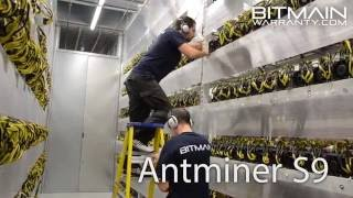 BITMAIN AntMiner S9 14TH HD | asicbot.ru