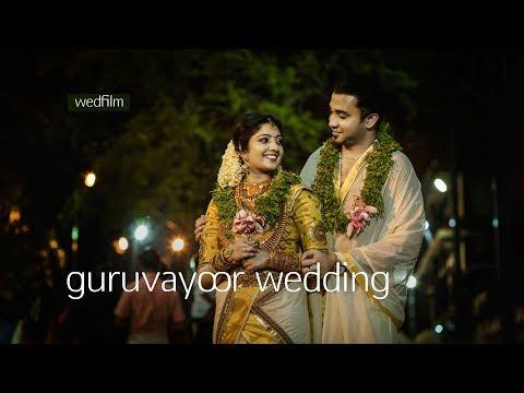 Guruvayur Wedding Cuts Of Arjun Nandhilath.... (Same Day Edit)