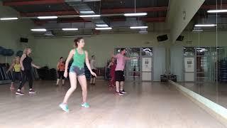 Anton - Zyukin ( Aero dance - Full lesson ) 8