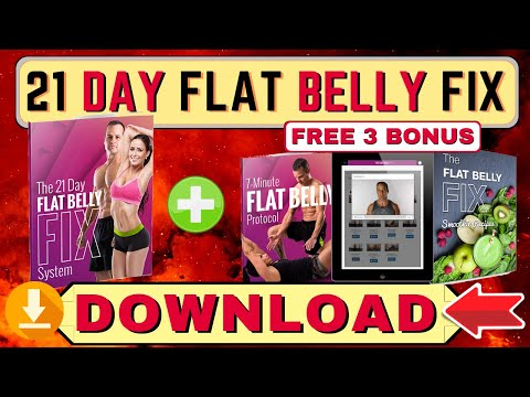 the-21-day-flat-belly-fix-pdf---21-day-flat-belly-fix-review---21-day-flat-belly-fix-pdf-download
