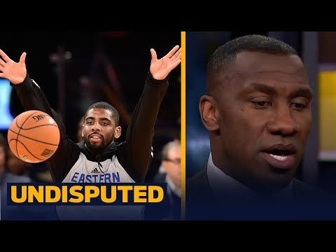 Kyrie reportedly went days without talking to teammates during 2017 NBA playoffs  | UNDISPUTED