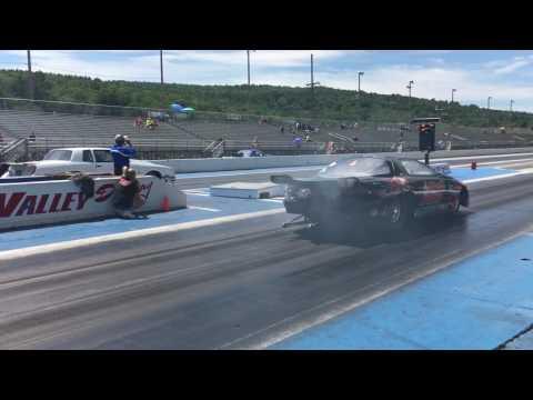 Brian Hansbury vs Joseph Hawkins Lebanon Valley Speedway