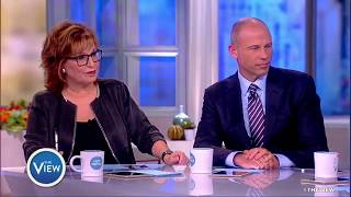 Michael Avenatti Says Stormy Daniels' Arrest 'Politically Motivated' | The View