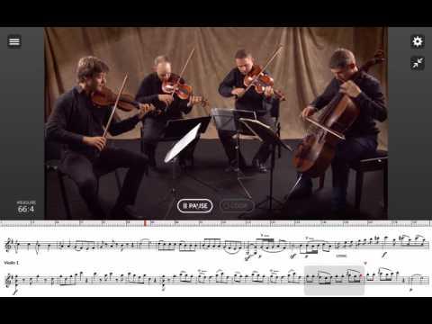 Eine Kleine Nachtmusik violin 1