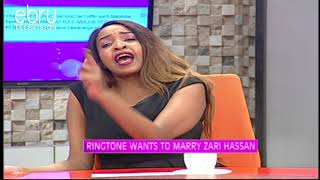 Ringtone Proposes To Zari