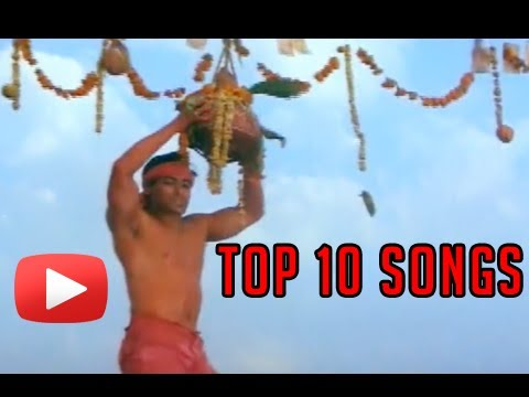 Top 10 Janmashtami Songs - Gokul Ashtami - Dahi Handi Special
