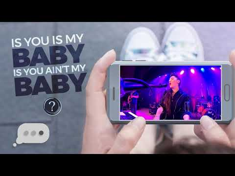 """Veronica Lewis """" Is You Is My Baby ©2021 (Official Audio Visualizer)"""