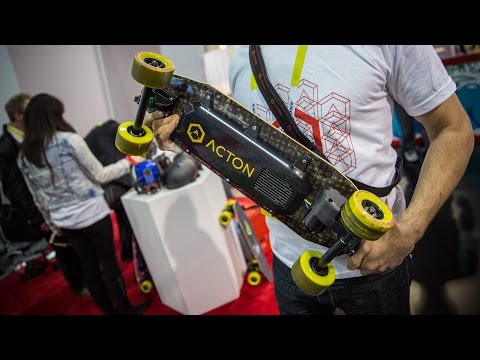 Meet the Acton Blink Electric Skateboard