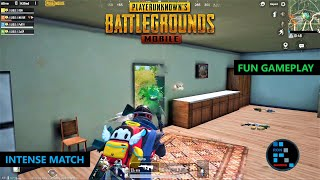 PUBG MOBILE | FULL DROP HUNTING INTENSE MATCH CHICKEN DINNER (OLD RECORDING)