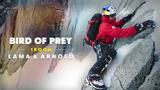 David Lama scales one of the toughest Alpine climbing routes thumbnail