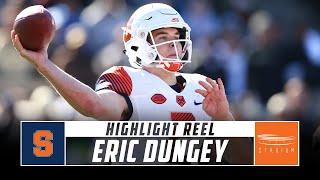 Eric Dungey Syracuse Football Highlights - 2018 Season | Stadium