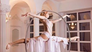 Акробатическое шоу в кольце