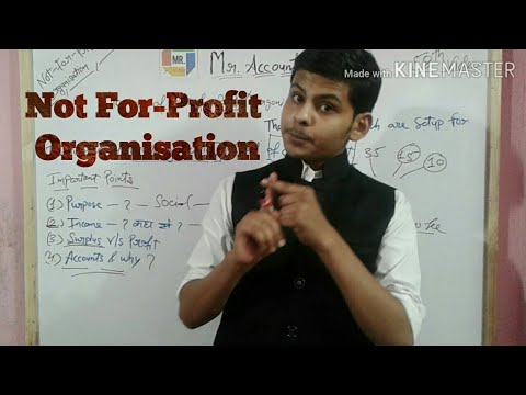 Video#58 |New chapter|Accounting for Non-Profit Organisations|Meaning & Concept|Accounts class 12th