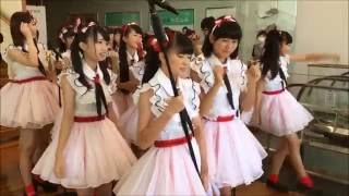 【NGT48 ライブ開始直前、Overtureが流れる中のメンバー】20151005
