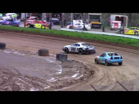 Genesee Speedway Opening Day Highlights 5-4-19