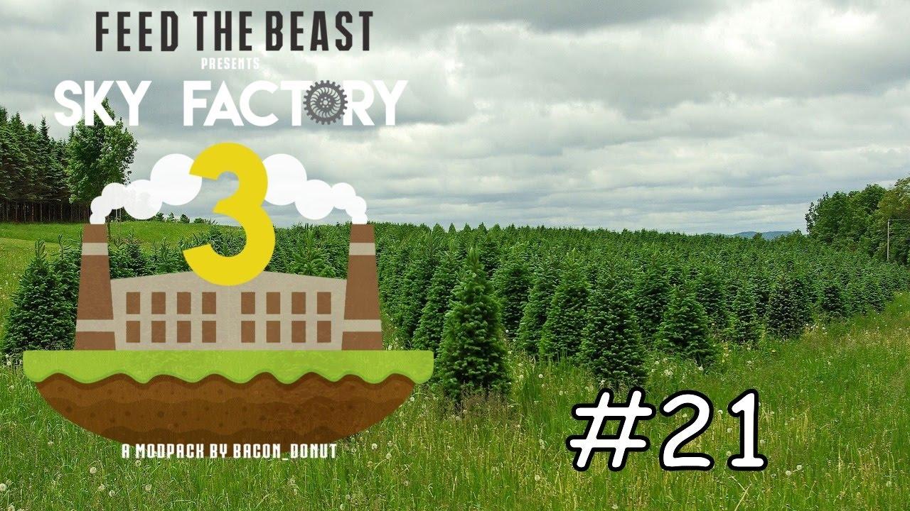 how to make dirt sky factory 3