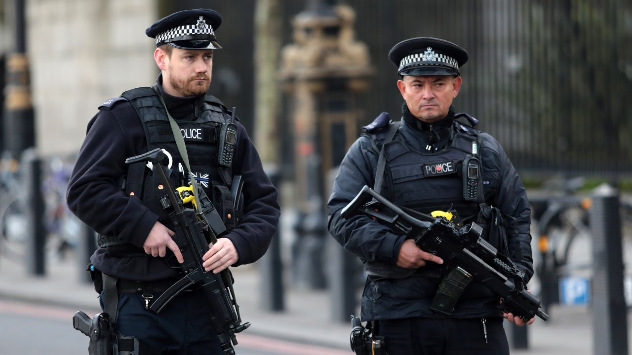 Every police officer in UK will have Taser to tackle rise in violence