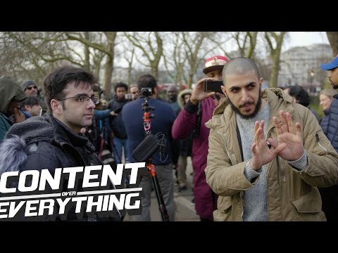 Ali Dawah (Muslim) And Adam (Athiest) Discuss Their Reasons For & Against Believing In God