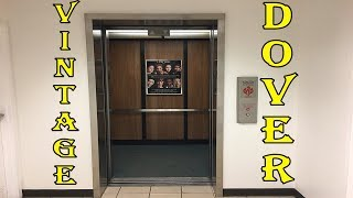 Older Dover Hydraulic Elevator - Belk - Valley View Mall - Roanoke, VA