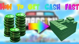 HOW TO GET SO MUCH CASH FAST (2019, SEASON 3) || ROBLOX MAD CITY SEASON 3
