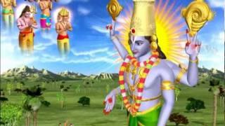 Sri Venkateswara Suprabhatam ( Stotram ) 3D Animation Songs Part 2