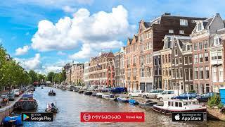 Amsterdamer Grachtengürtel – Die Grachten – Amsterdam – Audioguide – MyWoWo Travel App