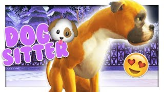 Hey, boo! You can work as a Dog Sitter in The Sims 4 with the Playa...