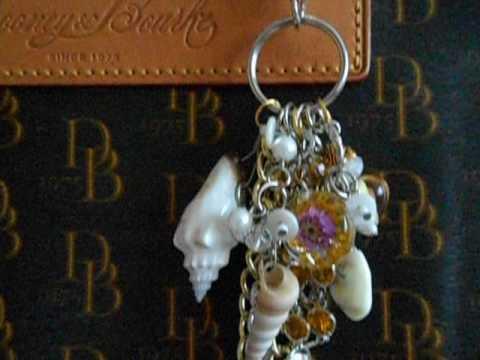 New style handmade purse dangles