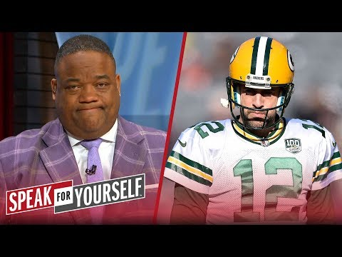 Whitlock: Aaron Rodgers is right to push back against critical article | NFL | SPEAK FOR YOURSELF