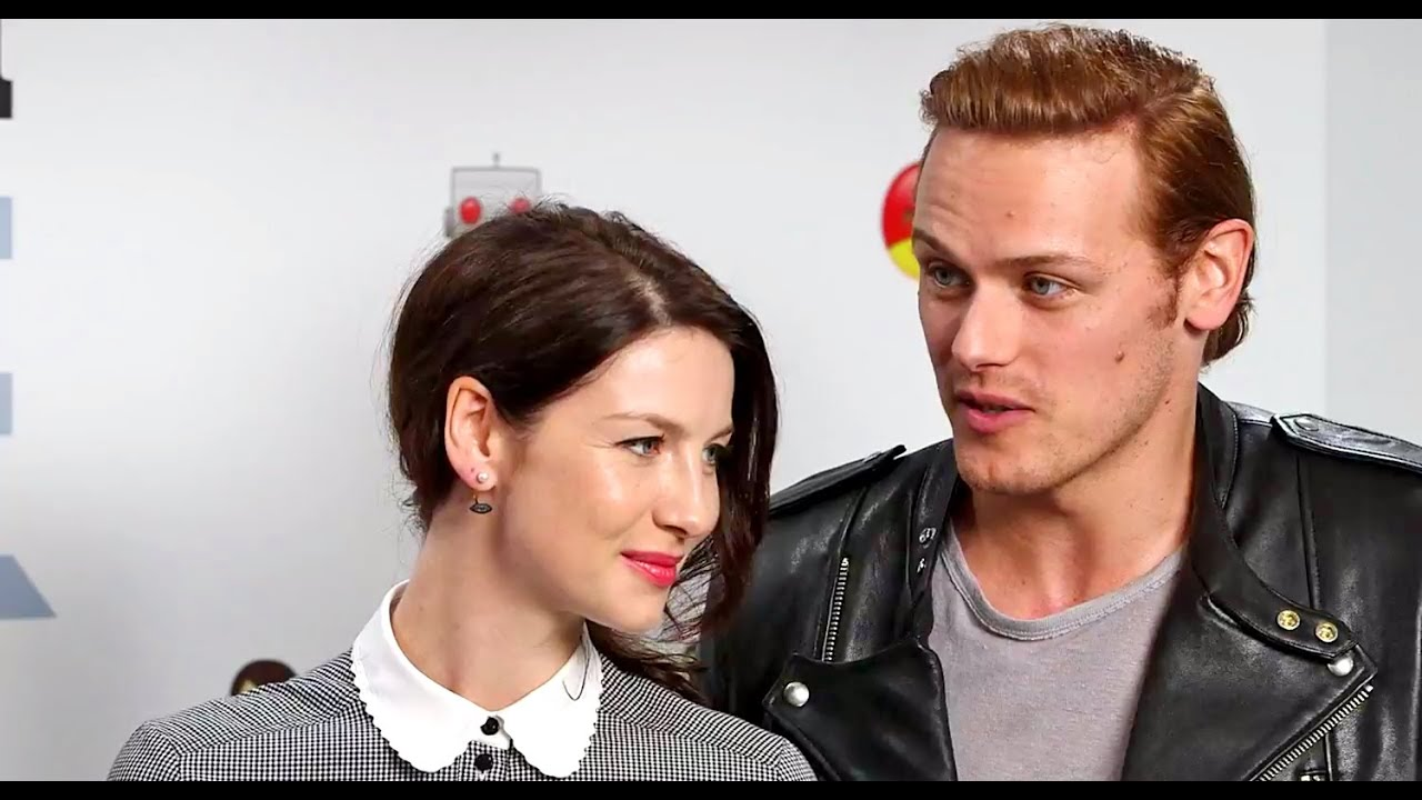 [VOSTFR] Outlander Saison 2 - Interview (Sam Heughan ...
