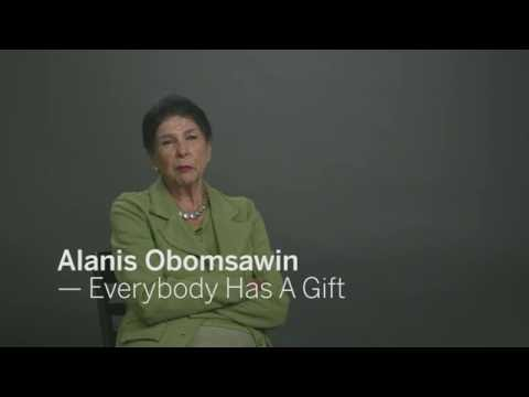 ALANIS OBOMSAWIN Everybody Has a Gift | TIFF 2016