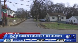Man Critically Injured In East Knoxville Shooting