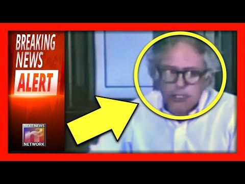 BREAKING: 'Crazy' Bernie CAUGHT On Leaked Video Committing TREASON - SHARE THIS Right NOW!!!