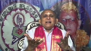 Meaning of Patram Pushpam Phalam Toyam : By Sri Chalapathirao