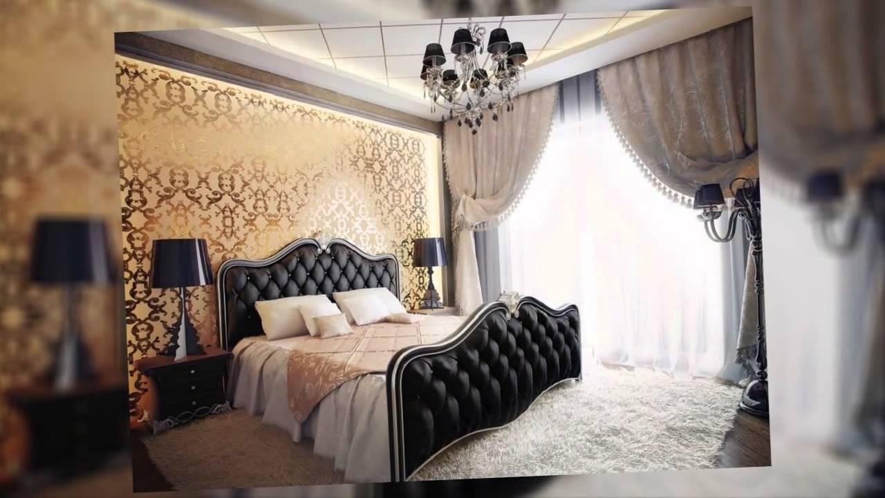 Dise o de interiores con papel para paredes youtube - Diseno de interiores paredes ...