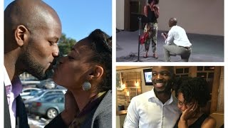 VLOG: The Sweetest Surprise Marriage Proposal!