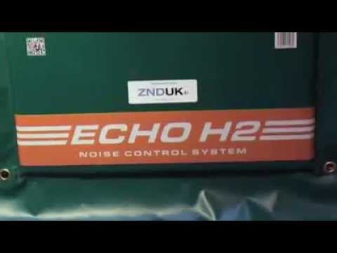 How To Install The Echo Barrier H1 And H2 Noise Barrier System