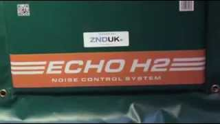 How to install the Echo Barrier H1 and H2 Noise Barrier System Thumbnail