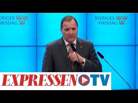 Löfvens besked om samarbete med Västerpartiet: 'Största vinnaren är Sverige'