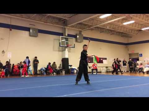 New England Intern'l Wushu Championships: Broadsword 8.45 Gold 11.05.2016