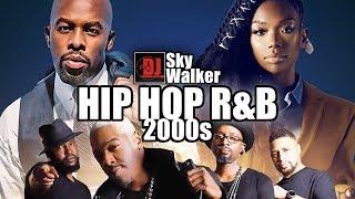 Hip Hop R&B Rap 2000s OldSchool DJ SkyWalker Mix