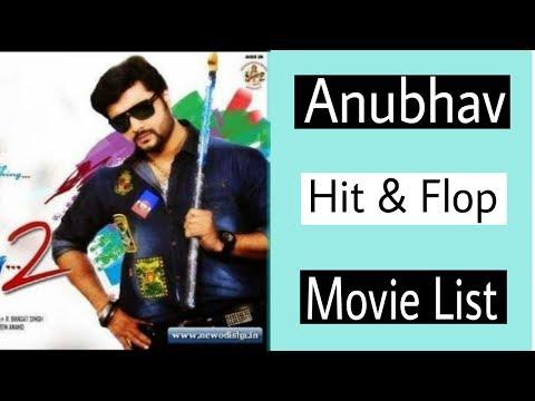Superstar Anubhav Mohanty Hit & Flop Movies list !! Odia Tips