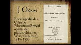 Hegel - O filósofo do saber absoluto