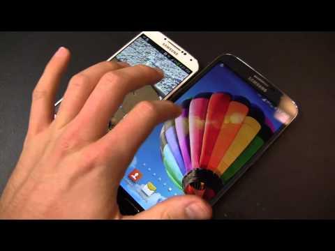 Samsung Galaxy Mega Snapshot Review