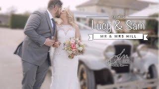 Lucy & Sam | Wedding Film | Widbrook Grange
