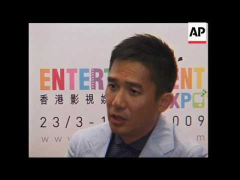 Actor Tony Leung breaks arm in training for new film
