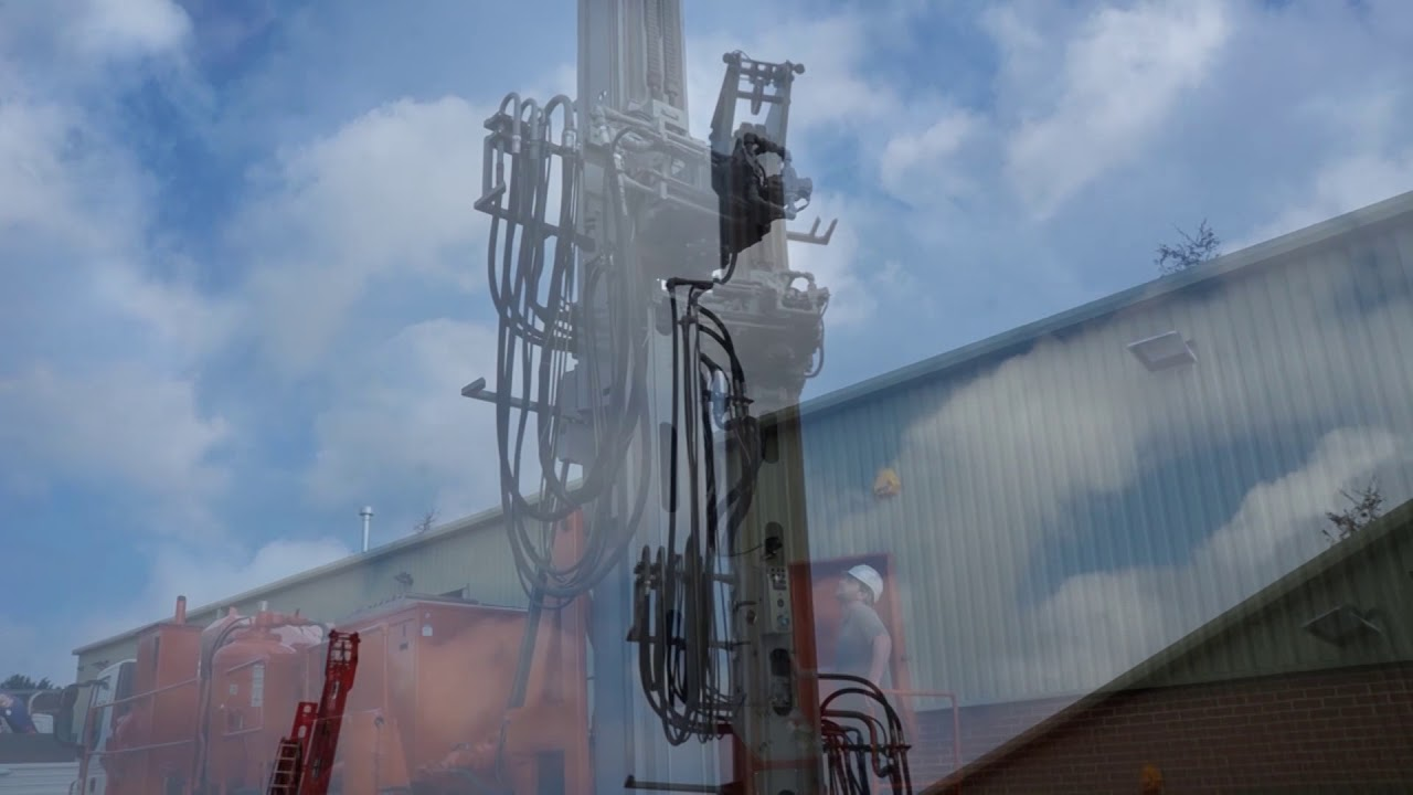 Water Well Drilling Rig for Sale- Refurbished Watertec 40