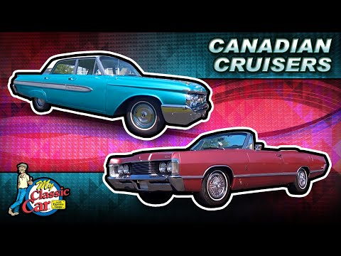 My Classic Car Season 18 Episode 18 - Full Size Canadian Fords